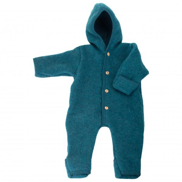 Engel - Baby Overall mit Kapuze - Mono
