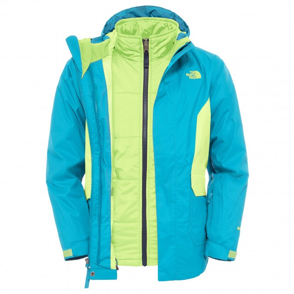 The North Face - Boy's Boundary Triclimate - 3-in-1 jacket