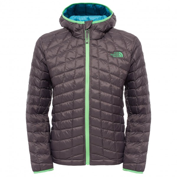 The North Face - Boy's Thermoball Hoodie - Tekokuitutakki