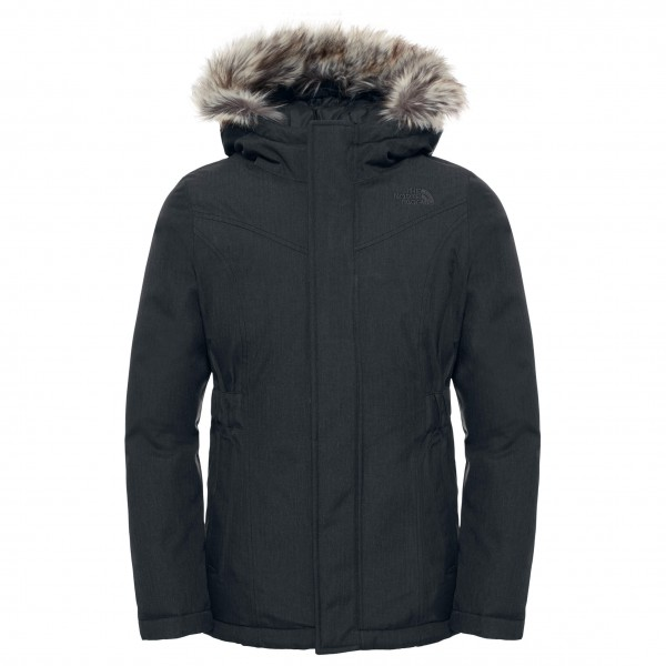 The North Face - Girl's Greenland Down Parka - Donzen jack