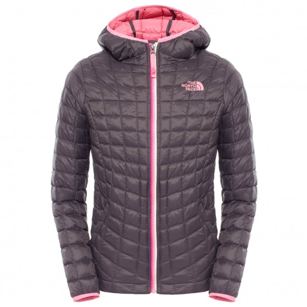 The North Face - Girl's Thermoball Hoodie - Tekokuitutakki