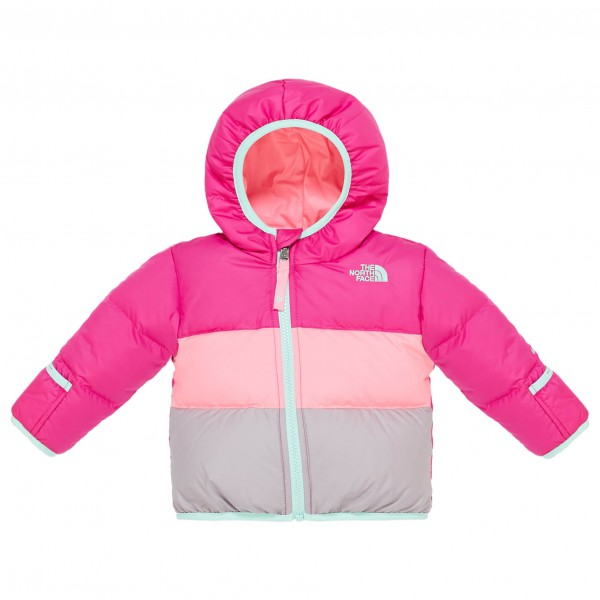 The North Face - Kid's Infant Reversible Moondoggy Jacket