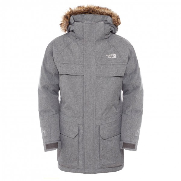 The North Face - Boy's Mcmurdo Down Parka - Untuvatakki