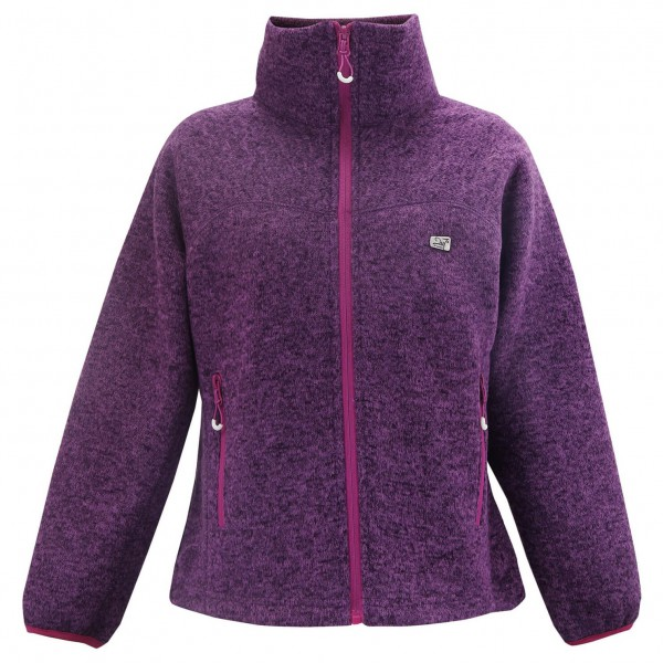 2117 of Sweden - Girl's Flatfleece Värnamo - Fleecejacke
