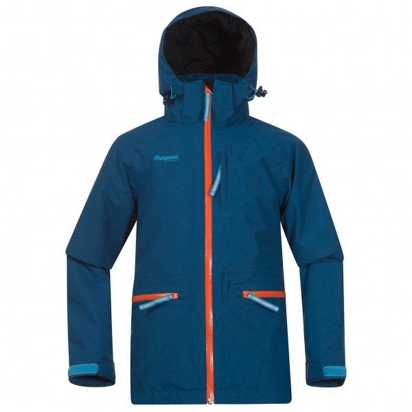 Bergans - Kid's Alme Insulated Jacket - Skijacke