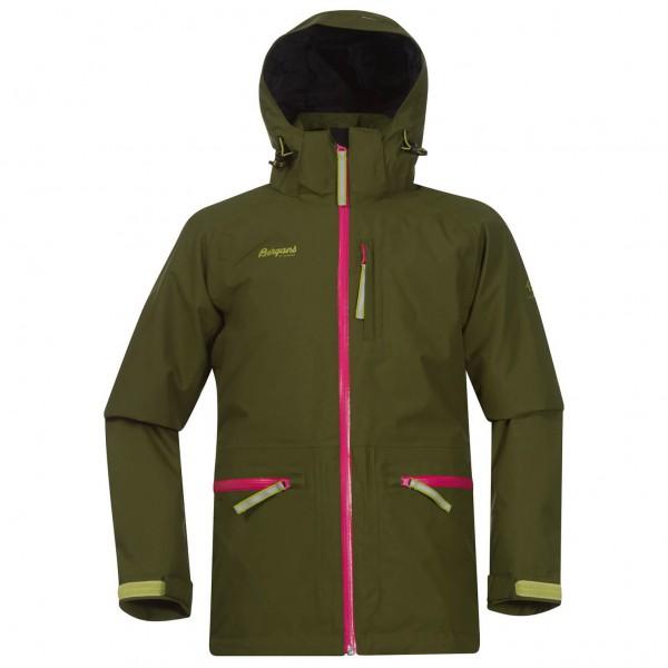 Bergans - Girl's Alme Insulated Jacket - Laskettelutakki
