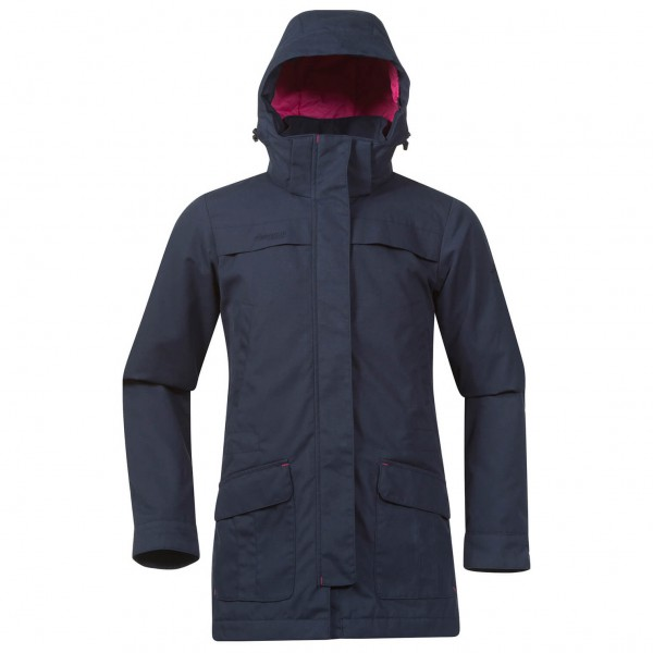 Bergans - Girl's Lade Insulated Parka - Manteau