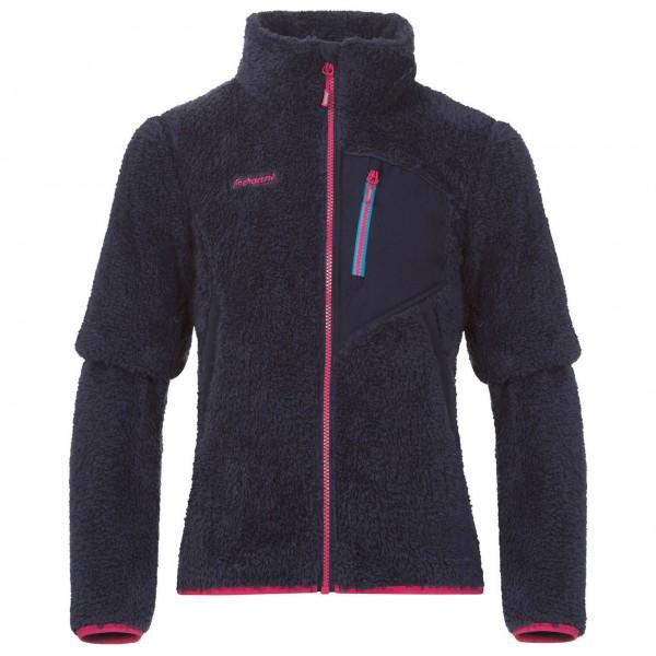 Bergans - Girl's Selje Jacket - Fleece jacket
