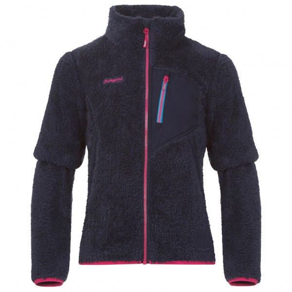 Bergans - Girl's Selje Jacket - Fleecetakki
