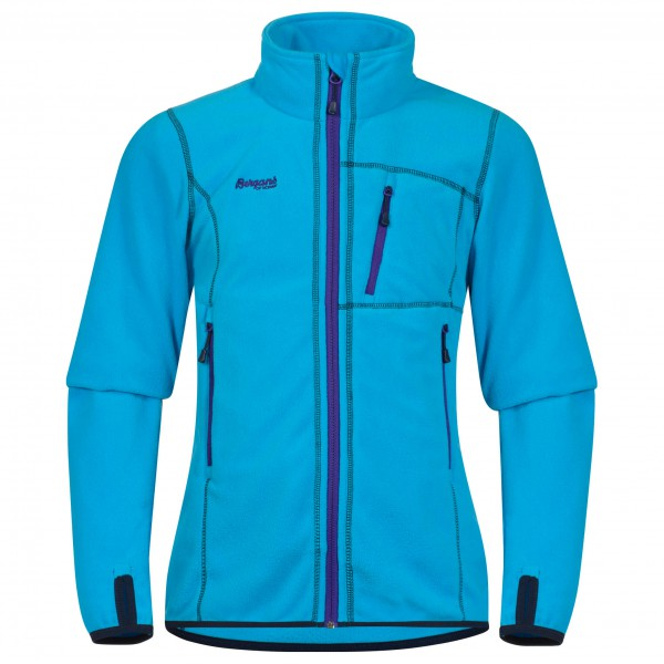 Bergans - Girl's Runde Jacket - Fleecetakki