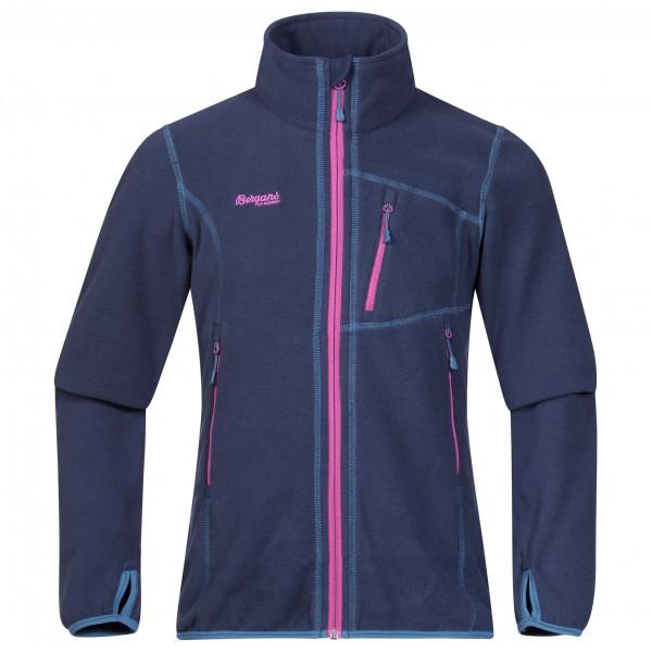 Bergans - Girl's Runde Jacket - Fleecetakki