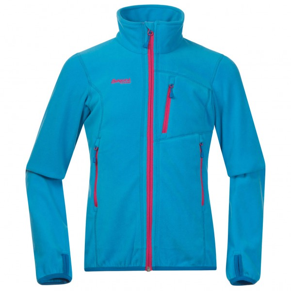 Bergans - Girl's Runde Jacket - Fleecejacke