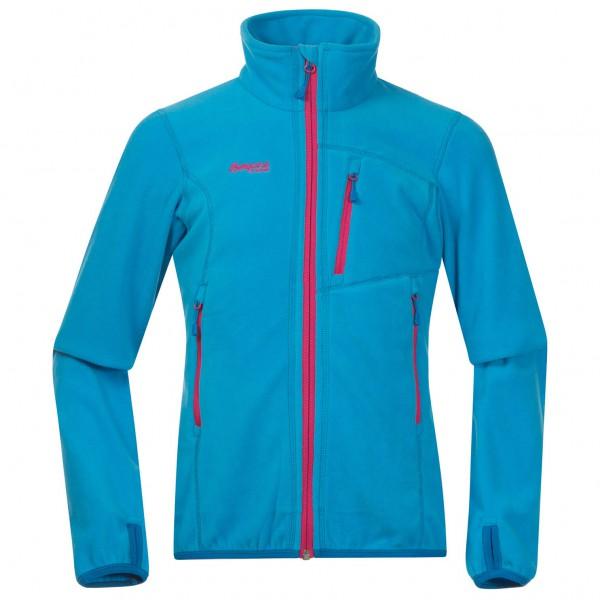 Bergans - Girl's Runde Jacket - Fleecejakke