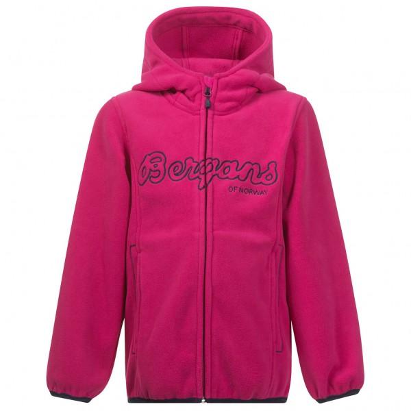 Bergans - Kid's Bryggen Jacket - Fleece jacket