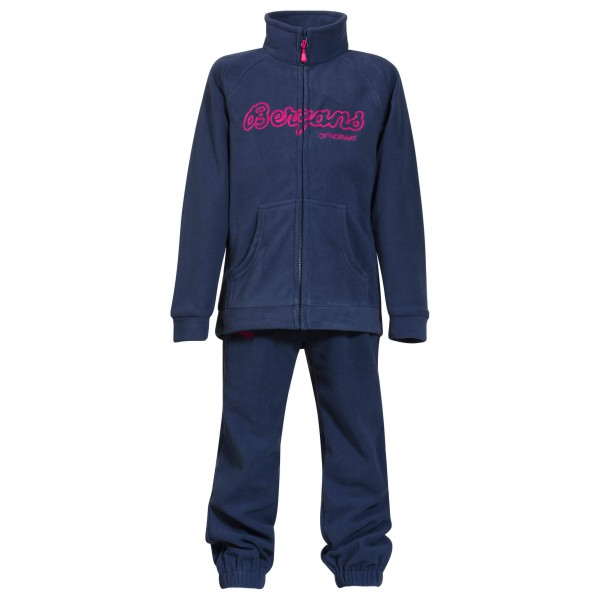 Bergans - Kid's Smadol Set - Fleece jacket