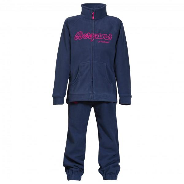Bergans - Kid's Smadol Set - Fleece jacket