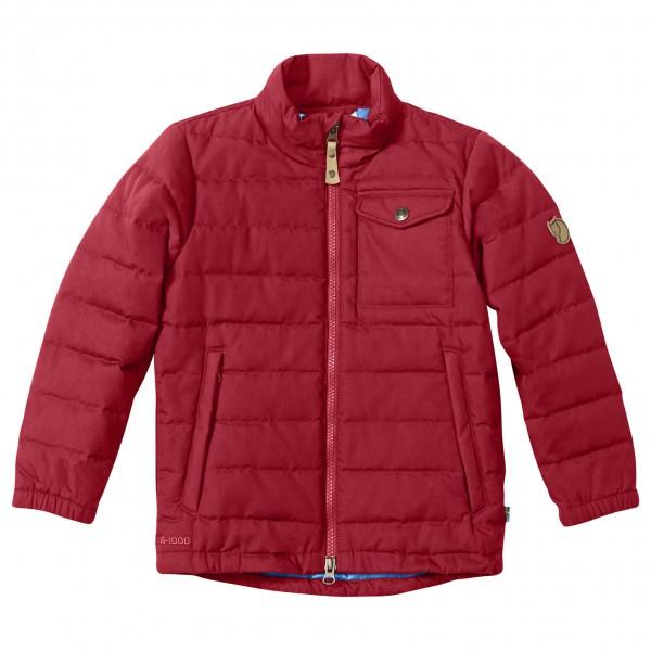 Fjällräven - Kid's Övik Lite Jacket - Tekokuitutakki