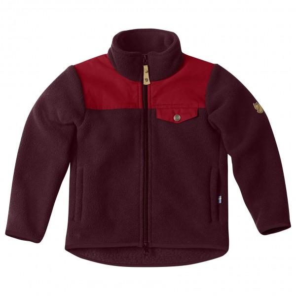 Fjällräven - Kid's Sarek Fleece Jacket - Fleecejacke