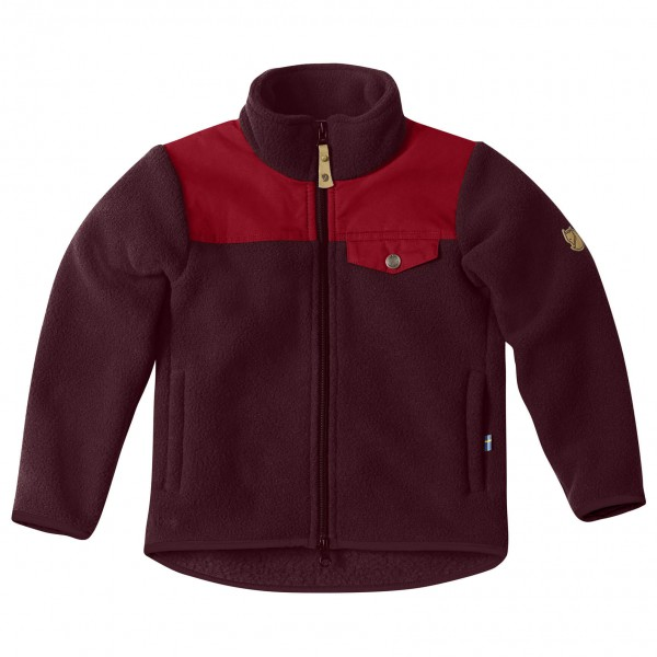 Fjällräven - Kid's Sarek Fleece Jacket - Fleecetakki
