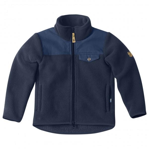 Fjällräven - Kid's Sarek Fleece Jacket - Fleecetakki