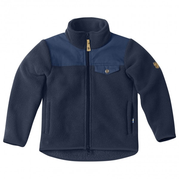 Fjällräven - Kid's Sarek Fleece Jacket - Veste polaire