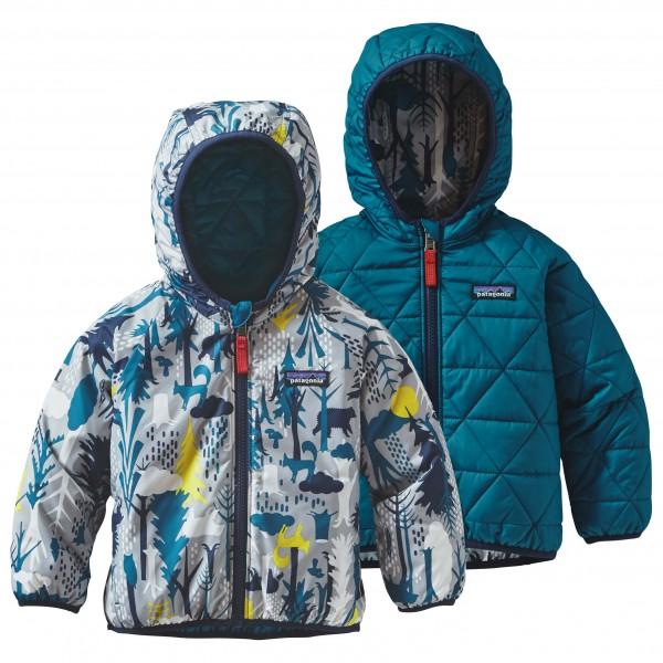 Patagonia - Baby Reversible Puff-Ball Jacket
