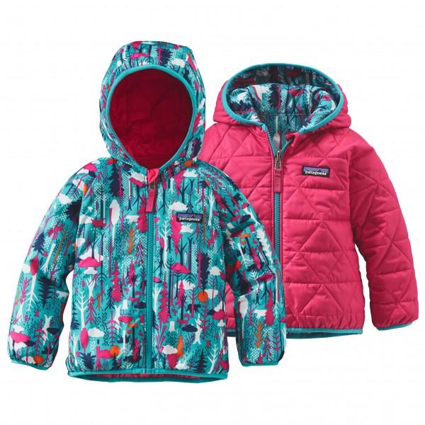 Patagonia - Baby Reversible Puff-Ball Jacket - Syntetisk jakke