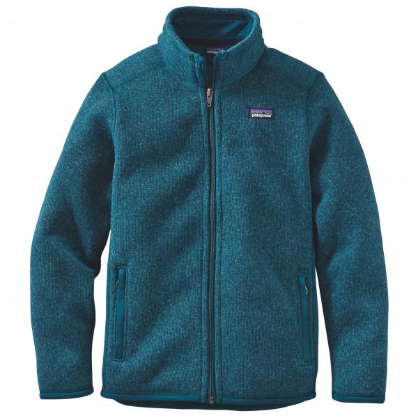 Patagonia - Boy's Better Sweater Jacket - Fleecejacke