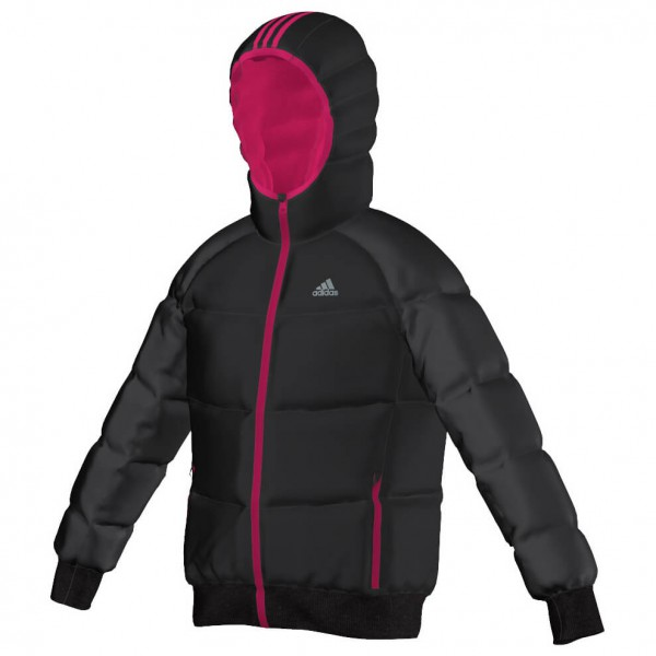 adidas - Girl's Padded Jacket - Talvitakki