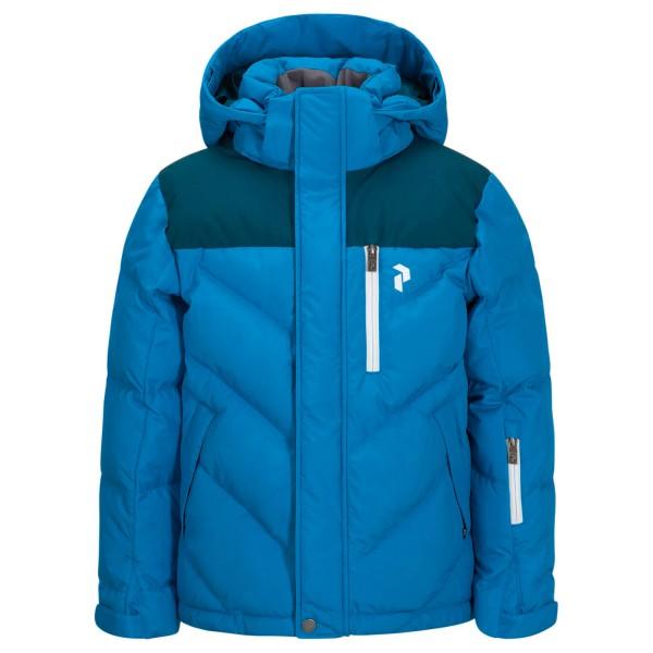 Peak Performance - Kid's Ice Down Jacket - Untuvatakki