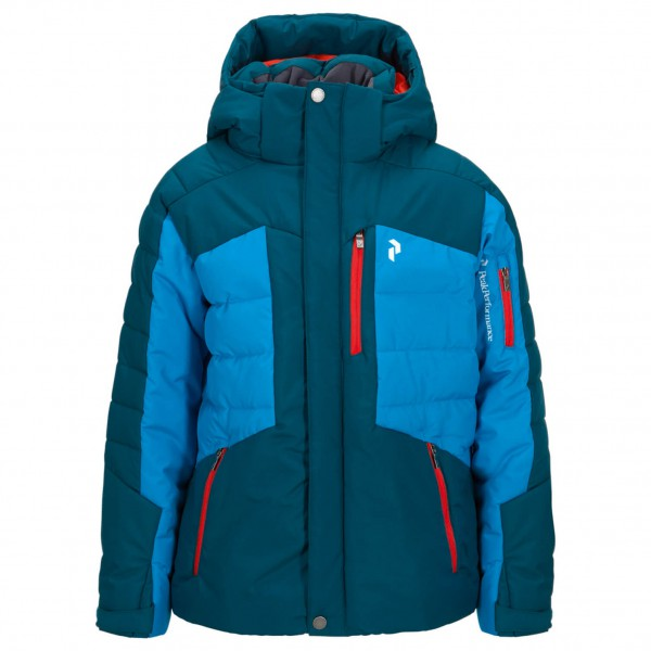 Peak Performance - Kid's Shiga Jacket - Skijacke