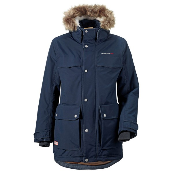 Didriksons - Boy's Dane Jacket - Winterjacke