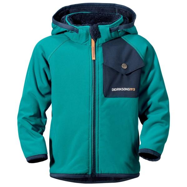 Didriksons - Kid's Kajika Jacket - Softshell jacket