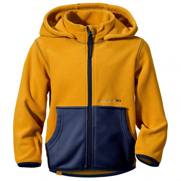 Didriksons - Kid's Monte Hoodie - Fleece jacket