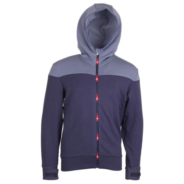 Maloja - Boy's FlurinB. Snow - Fleece jacket