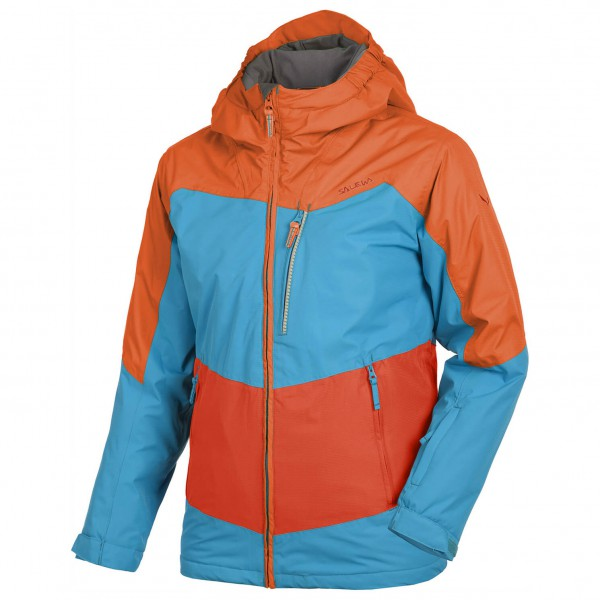 Salewa - Kid's Gelu 3 PTX/PF Jacket - Skijacke