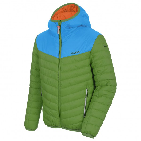 Salewa - Kid's Bunny Ears 2 PF Jacket - Synthetisch jack