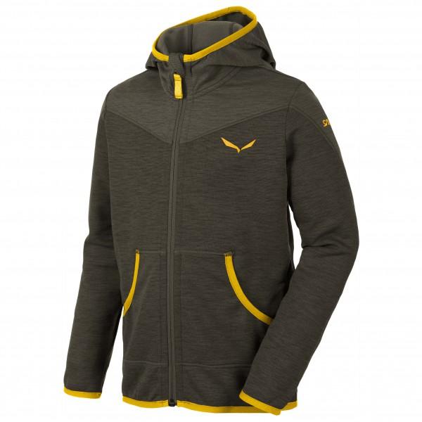 Salewa - Kid's Frea Polarlite Full-Zip Hoody - Fleece jacket