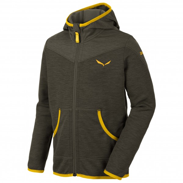 Salewa - Kid's Frea Polarlite Full-Zip Hoody - Fleecejack