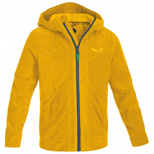 Salewa - Kid's Puez Biki Eusk Polarlite Full-Zip Hoody