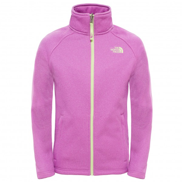 The North Face - Kid's Canyonlands Fz Jacket - Fleece jacket