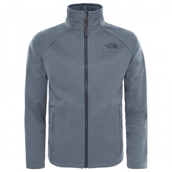 The North Face - Kid's Canyonlands Fz Jacket - Fleecetakki