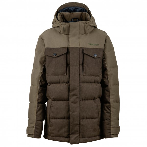 Marmot - Boy's Fordham Jacket - Untuvatakki