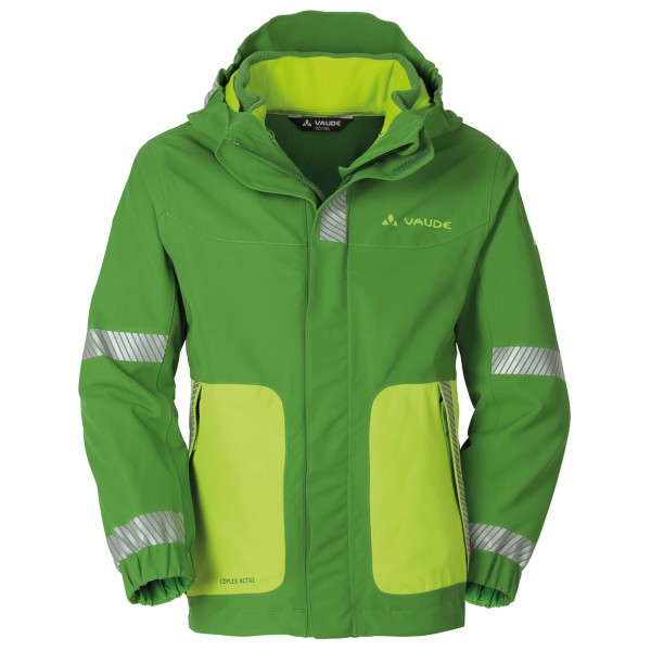 Vaude - Kids Luminum 3in1 RFLX Jacket - Kaksiosainen takki