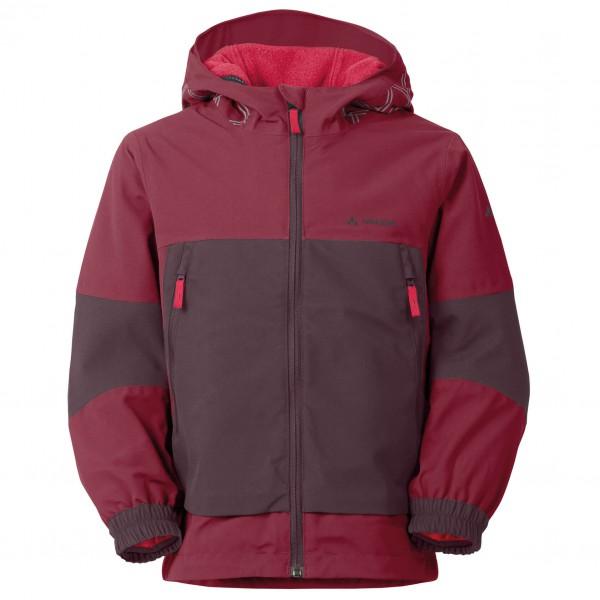 Vaude - Kids Lysbille 3in1 Jacket - Dubbel jack