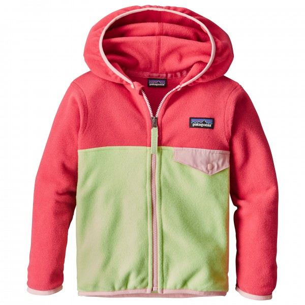 Patagonia - Baby Micro D Snap-T Jacket - Fleece jacket