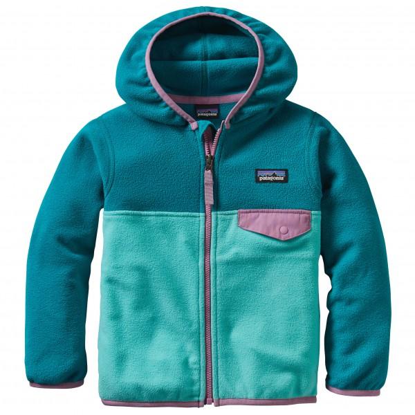 Patagonia - Baby Micro D Snap-T Jacket - Fleecetakki