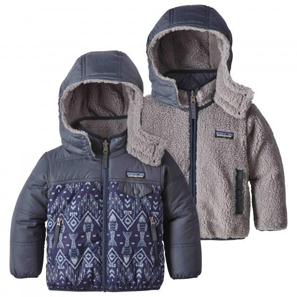 Patagonia - Baby Reversible Tribbles Hoody - Talvitakki