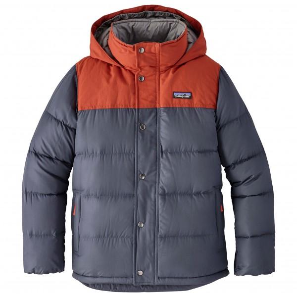 Patagonia - Boys' Bivy Down Hoody - Down jacket