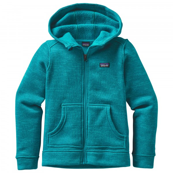 Patagonia - Girls' Better Sweater Hoody - Fleece jacket